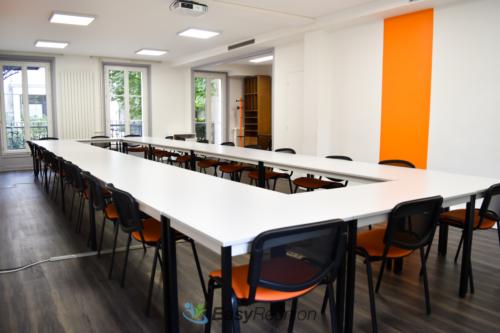 Louez salle de réunion éclairage naturel