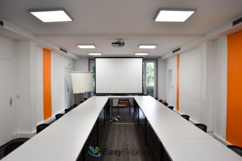 Grande salle de réunion modulable à louer sur paris
