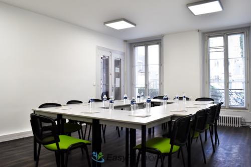 petite salle de réunion à paris